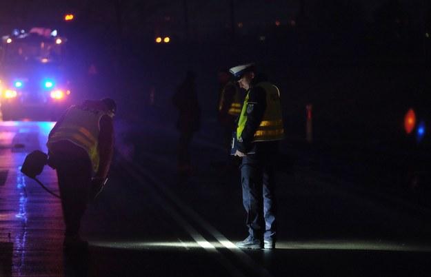 Ciężarówka potrąciła pieszego w Małopolsce (zdj. ilustracyjne) /Łukasz Solski /East News
