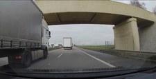 Ciężarówki blokują lewy pas (wideo). Jesteś za zakazem?