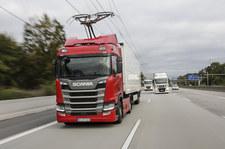 Ciężarówki z pantografami przyszłością transportu