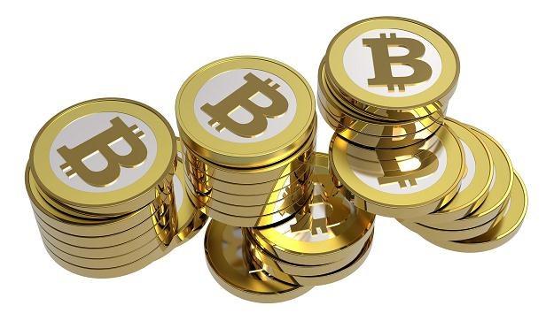 Ciężkie dni mają za sobą internauci, którzy inwestowali w wirtualne pieniądze - bitcoiny /©123RF/PICSEL