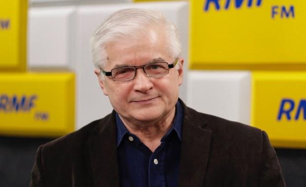 Cimoszewicz: Gdyby prokuratura była niezależna, powinna zainteresować się taśmami Kaczyńskiego
