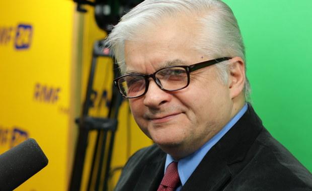 Cimoszewicz o wizach dla Polaków do USA: Obietnice Donalda Trumpa to obietnice gruszek na wierzbie