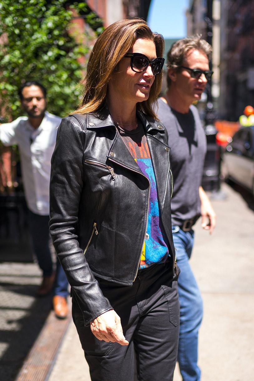 Cindy Crawford od lat jest w szczęśliwym związku z Rande Gerberem /Gotham/GC Images /Getty Images