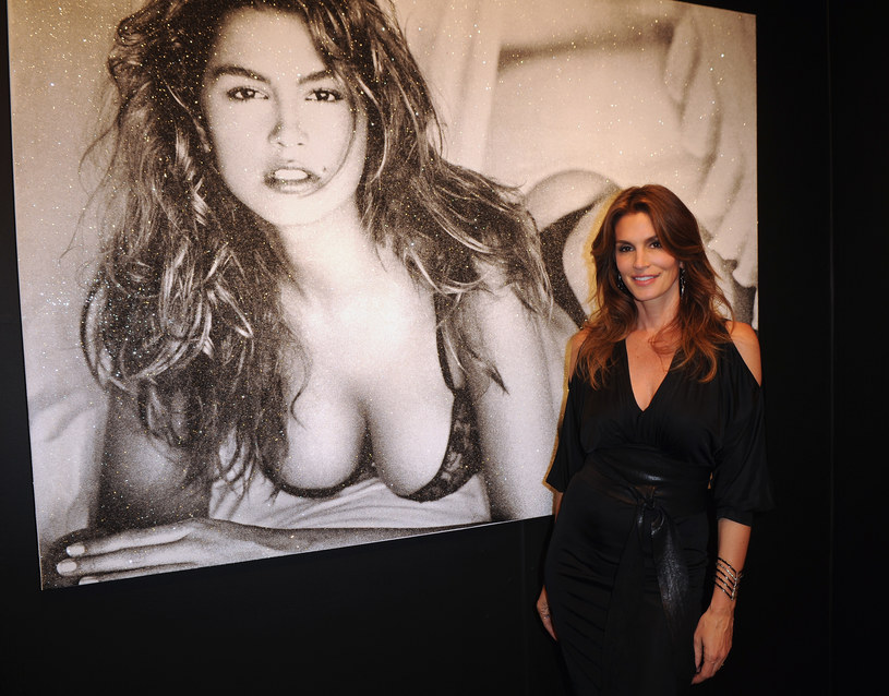 Cindy Crawford /Larry Marano /Getty Images