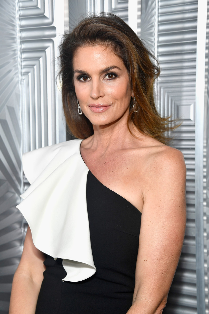 Cindy Crawford /Frazer Harisson /Getty Images