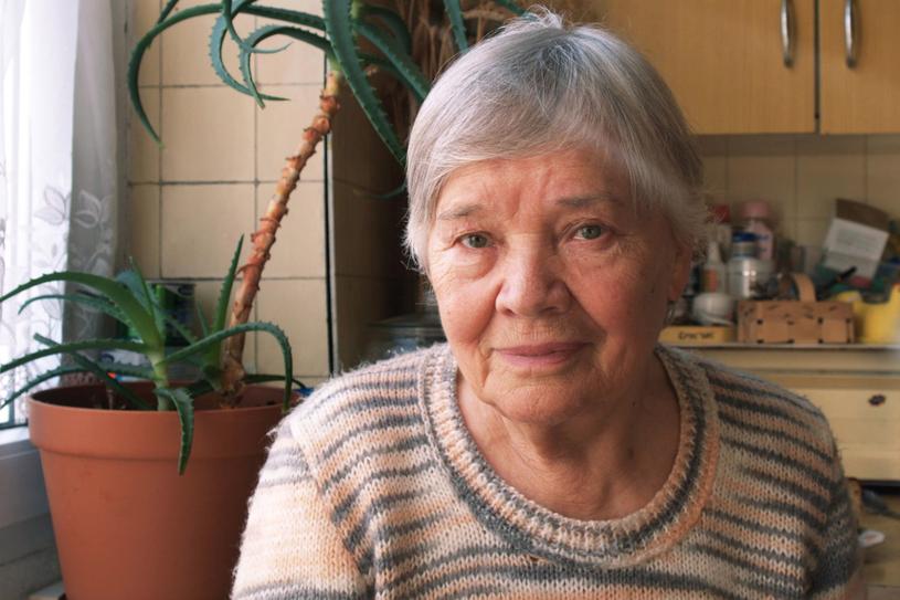 """Ciocia Ziuta - bez niej nie byłoby """"Brzucha Matki Boskiej"""" /archiwum prywatne"""