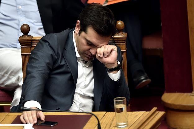 Cipras na wyborach może stracić /AFP