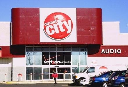 Circuit City był dobrze rozpoznawaną w Stanach marką /AFP
