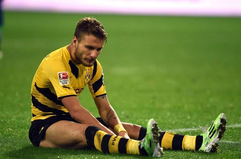 Ciro Immobile nie zrobił kariery w Borussii Dortmund /AFP