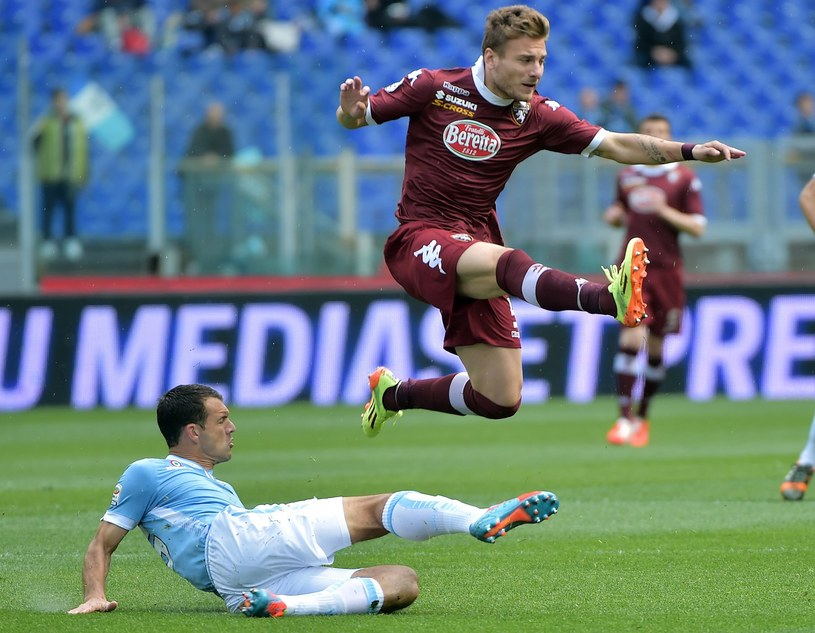 Ciro Immobile został królem strzelców Serie A /AFP