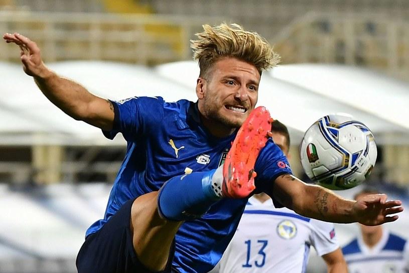 Ciro Immobile /AFP