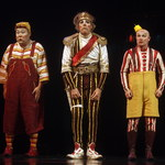 Cirque du Soleil złożył wniosek o bankructwo