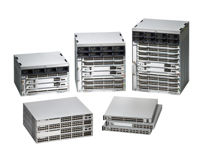 Cisco Catalyst 9000 /materiały prasowe