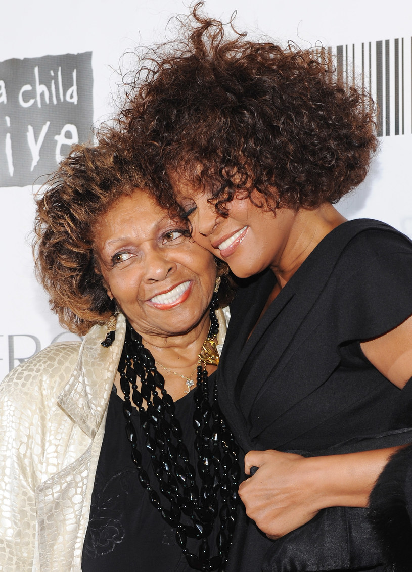 Cissy Houston i Whitney Houston /Stephen Lovekin /Getty Images