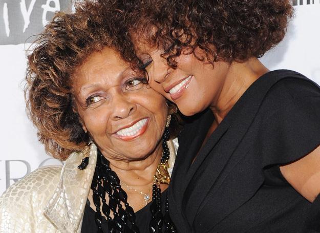 Cissy i Whitney Houston w 2010 roku - fot. Stephen Lovekin /Getty Images/Flash Press Media
