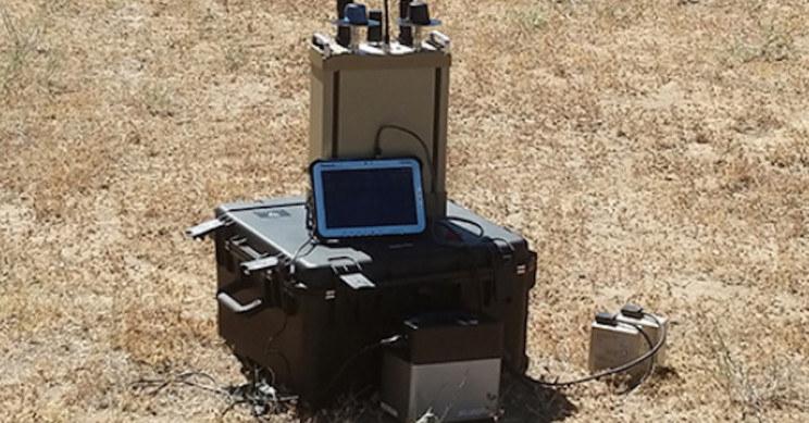 Citadel Titan ma skutecznie neutralizować drony /materiały prasowe