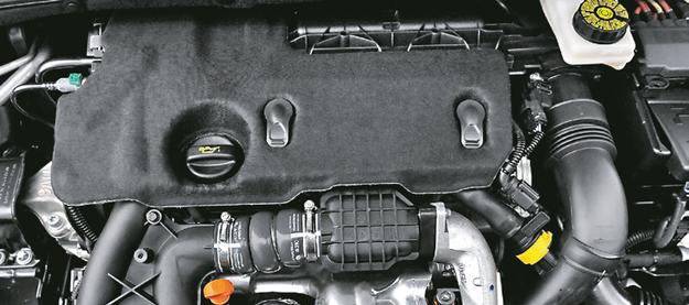 CITROEN 1,6-litrowy diesel o mocy 112 KM zużywa nawet poniżej 6 l/100 km. /Motor