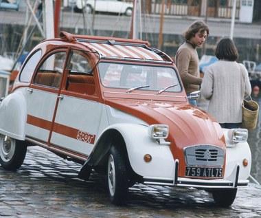 Citroen 2CV to model, który zmotoryzował Francję