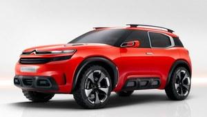 Citroen Aircross Concept w pełnej krasie