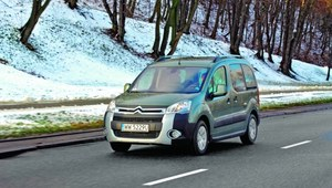 Citroen Berlingo 1.6 HDi XTR - test