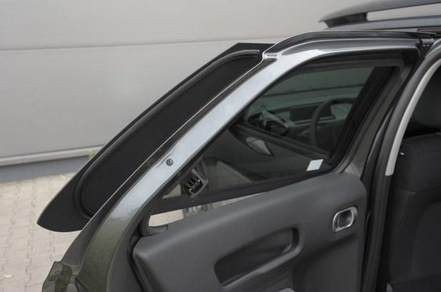 Citroen C4 Cactus (2014-) szyby /Motor