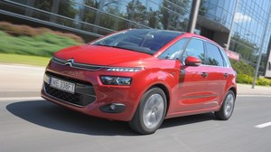 Citroen C4 Picasso 1.6 THP Exclusive - test