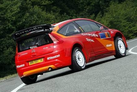 Citroen C4 WRC / Kliknij /INTERIA.PL