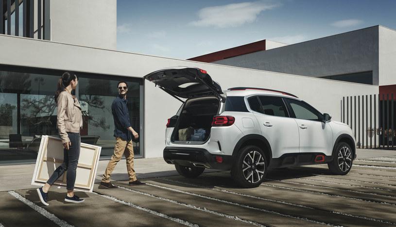 Citroën C5 Aircross /materiały promocyjne