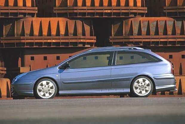 Citroen C5 Sport Wagon (kliknij) /INTERIA.PL