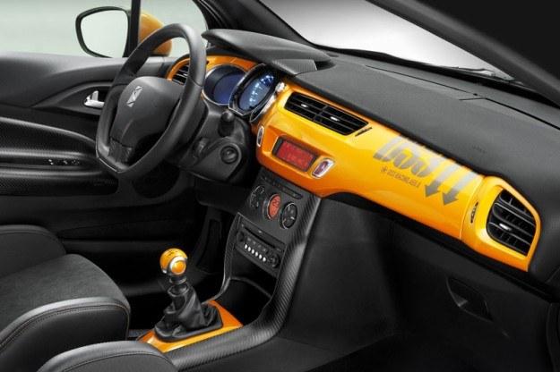 Citroen DS3 racing /