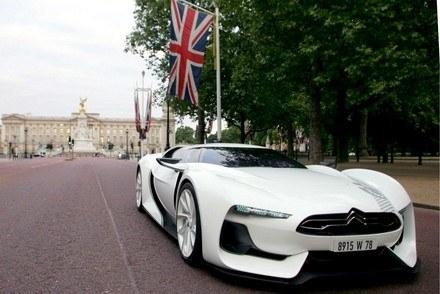 Citroen GT w Londynie /