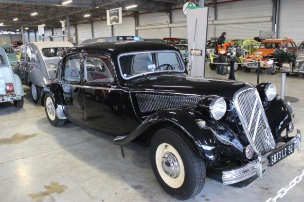 Citroen Traction Avant /INTERIA.PL