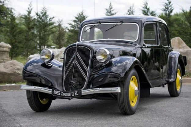 Citroen Traction Avant /