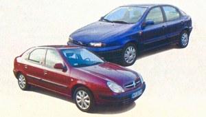 Citroen Xsara 2.0 HDI SX kontra Fiat Brava 105 JTD SX