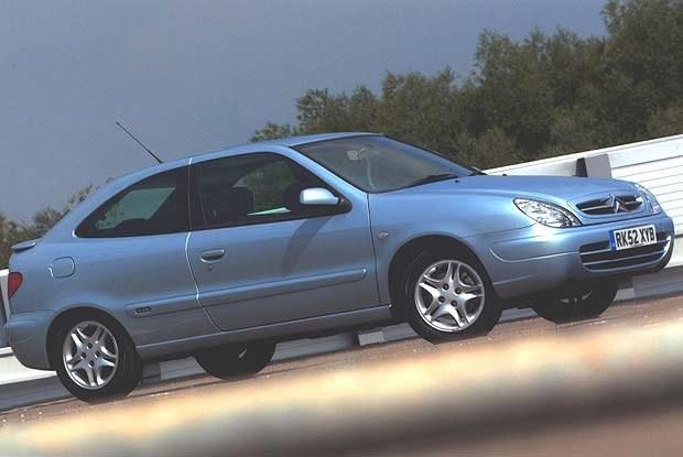 Citroen Xsara 2.0 HDi VTR Coupe (kliknij) /INTERIA.PL