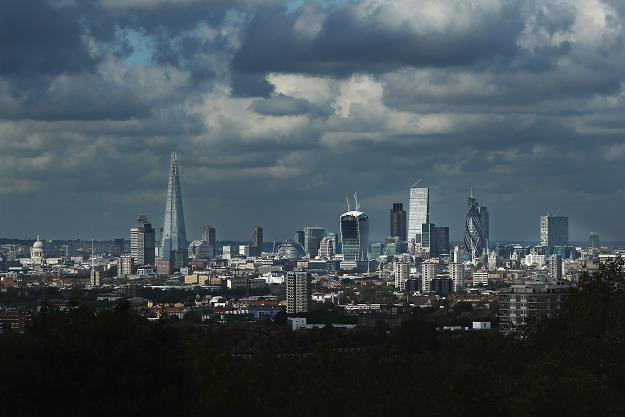 City - finansowe centrum Londynu /Getty Images/Flash Press Media
