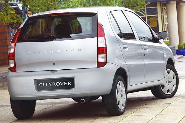 CityRover (kliknij) /INTERIA.PL