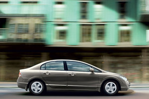 Civic sedan za 67,9 tys. zł