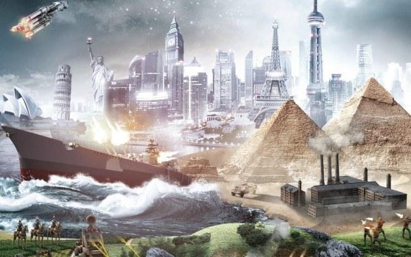 Civilization V - motyw graficzny /Informacja prasowa