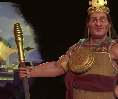 Civilization VI: Gathering Storm - Inkowie w nowym dodatku