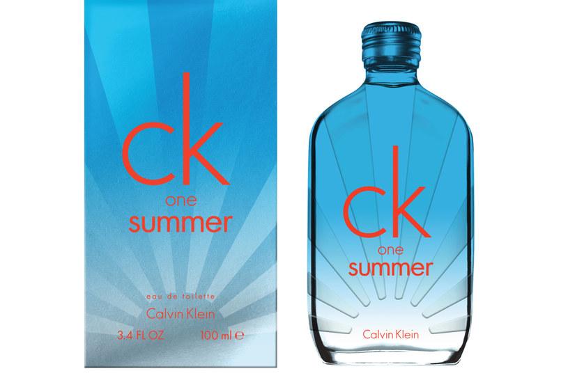 ck one summer /materiały prasowe
