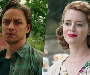 Claire Foy i James McAvoy wystąpią w eksperymentalnym thrillerze