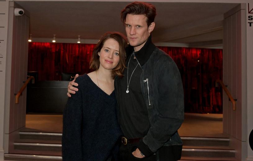 Claire Foy i Matt Smith /David M. Benett /Getty Images