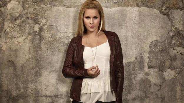 "Claire Holt jako Rebekah w ""The Originals"" /Mathieu Young/ CW TV /materiały prasowe"