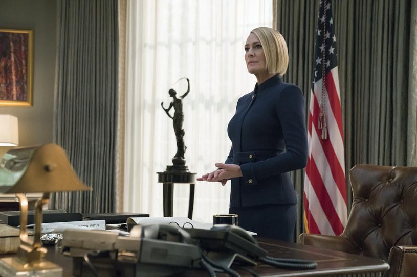 Claire Underwood (Robin Wright) /David Giesbrecht/Netflix /materiały prasowe
