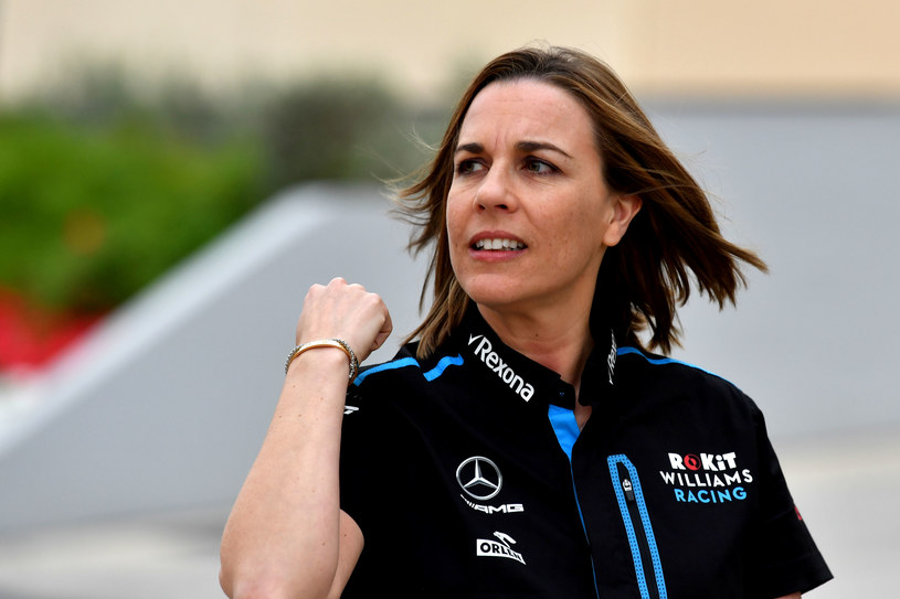 Claire Williams /AFP