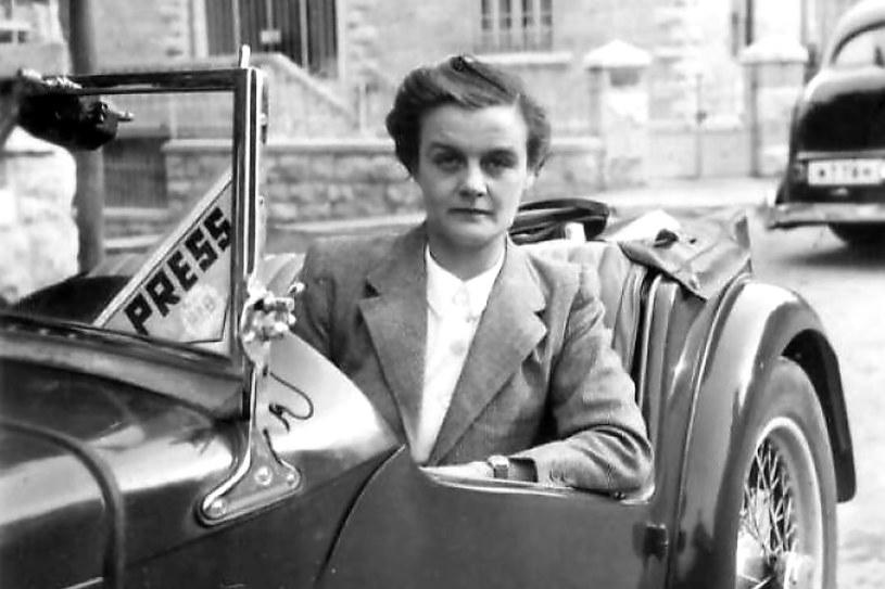 Clare Hollingworth /Odkrywca