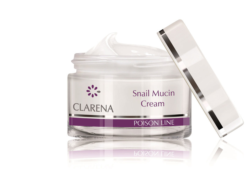 Clarena: Snail Mucin Cream /materiały prasowe