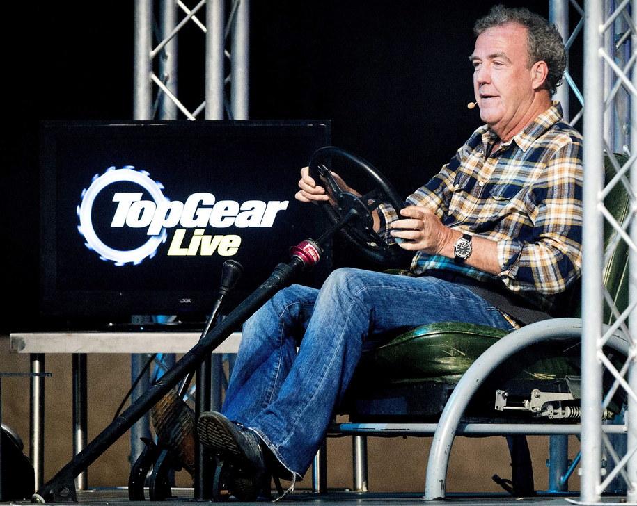 Clarkson w akcji /KOEN VAN WEEL /PAP/EPA