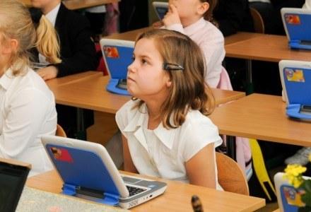 Classmate PC w katowickiej szkole /materiały prasowe